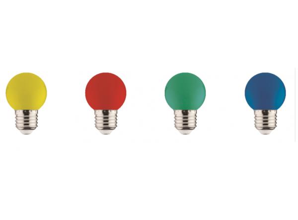 1 Watt Rainbow Led Ampul E27 Duylu - Horoz - 001-017-0001